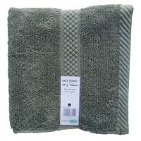 Tendance's Face Towel 30x30cm Khaki Green