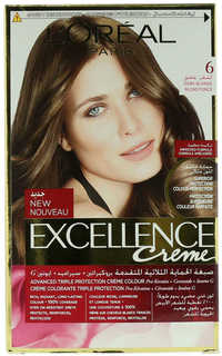 L'OREAL Paris Excellence Crame Dark Blonde No.6