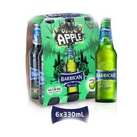 Barbican Malt Beverage Apple 330ML X6