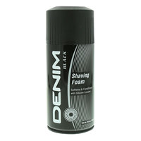 Denim Black Shaving Foam 300ml