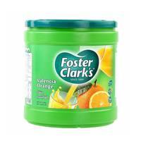 فوستر كلارك عصير بودرة سريع التحضير بنكهة البرتقال 2,5 كيلو