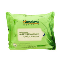 Himalaya Herbals Moisturizing Aloe Vera Wipes 25 Wipes