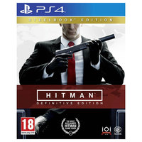 Sony PS4 Hitman Definitive Edition Steel Book
