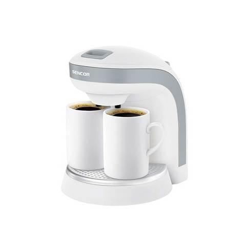 SENCOR-Coffee-Maker-SCE-2001WH-2-Cups-300-ML-White