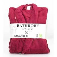Tendance's Bathrobe Medium Burgundy
