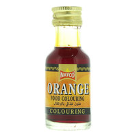 Natco Orange Food Colouring 28ml