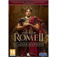 PC Total War: Rome II Caesar Edition