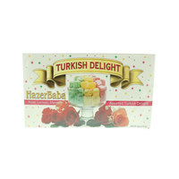Hazer Baba Rose-Lemon & Menthol Turkish Delight 454g