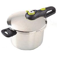 Tefal Secure Pressure Cooker 6Ltr + Kitchen Scale