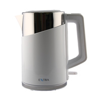 EXTRA Kettle ABH 1635 1.7 Liter Stainless Steel