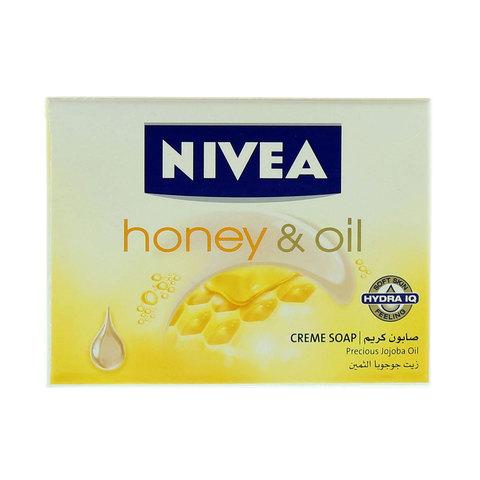 Nivea-Honey-&-Oil-Creme-Soap-100g