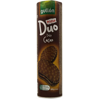 Gullon Mega Duo Double Temptation Biscuit 500g