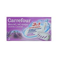 Carrefour Lavander Liquid Toilet Blocs