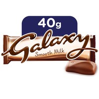 Galaxy® Smooth Milk Chocolate Bar 40g