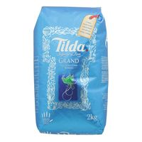 Tilda Grand Extra Long Basmati Rice 2Kg