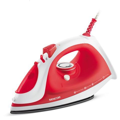 SENCOR-Steam-Iron-5420RD-2200-Watt-Red