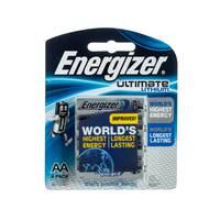 Energizer Lithium AA BP 4Pcs