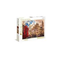 كليمنتوني لعبة الأحجية لندن القديمة 1500 قطعة