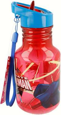 Spider Man Red Web Light Bulb Tri Wb 400Ml