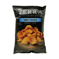 Terra Real Vegetable Chips Sweet Potato Sea Salt 170g