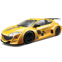 Bburago-Renault-Megane-Trophy-Yellow-1-24