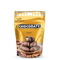 Chocodate - Chocolate. Date. Almond - Milk 100g