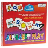 Creative's Alphabets Play Puzzle