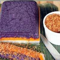 Sapin-Sapin (Sticky Glutinous Rice Cake)