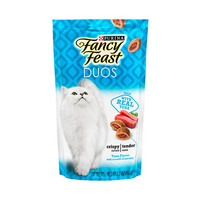Purina Fancy Feast Duos Tuna Flavor With Accents of Parsley Cat Treats 60GR