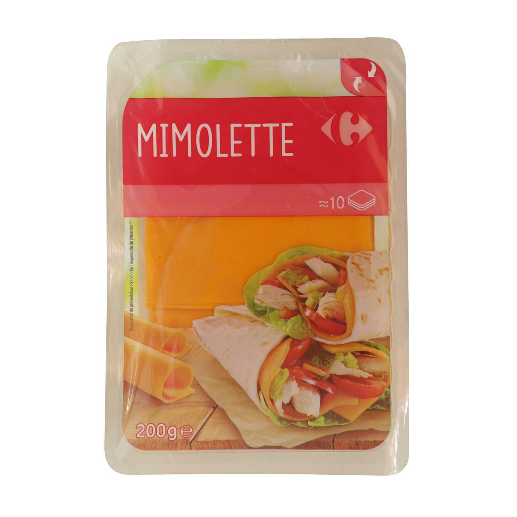 CRF MIMOLETTE SLICES 200G