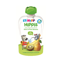 Hipp Hippi Kiwi Pouch From 6 Months 100GR