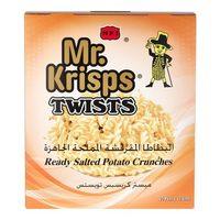 Mr Krisps Twists Salted 15gx25