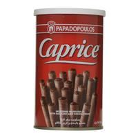 Papadopoulos Caprice with Hazelnut & Cocoa Cream 115 g