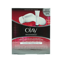 Olay Regenerist 150ml Cleanser (Cleanser+ Cleanser Brush+2 Aa Batteries)