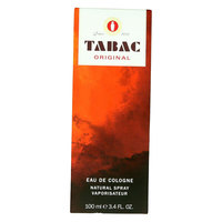 Tabac Original Natural Spray Eau De Cologne 100ml