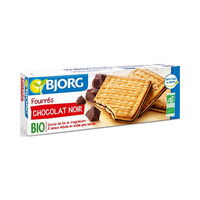 Bjorg Biscuits Dark Chocolate 150GR