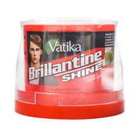 Vatika Brillantine Shine Styling Hir Cream 210ml