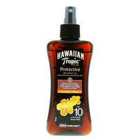 Hawaiian Tropic Coconut & Papaya Protective Dry Spray Oil 200ml