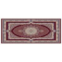 Carpet Al Madain Silk 400X500Cm Red