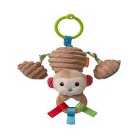 Infantino Go Ga Ga Jittery Monkey