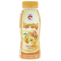 Al Ain Peach-Arpicot Muesli Drinking Yoghurt 250ml