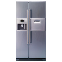 Siemens 604 Liters Side by Side Fridge KA60NA40NE