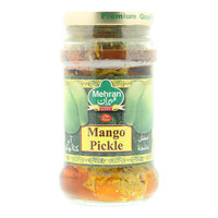 Mehran Mango Pickle 340g