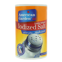 American Garden Double Refined Iodized Salt 737g