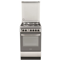 Ariston 50X60 Cm Gas Cooker A5GG1F 4Burners