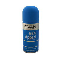 Jovan Deodorant For Men Sex Appeal Spray 150ML