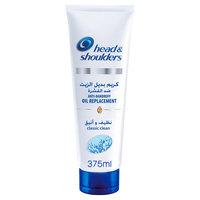 Head & Shoulders Classic Clean Anti-Dandruff Oil Replacement 375 ml