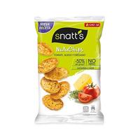 Snatts Snack Tomato & Oregano Gluten Free 75GR