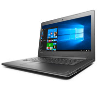 "Lenovo Notebook 310 i5-7200 6GB RAM 1TB Hard Disk 2GB Graphic Card 14"" Black"
