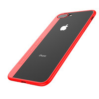 Totudesign Case iPhone 7S Plus Crystal Red